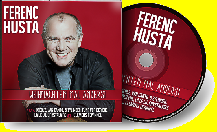 Cover der CD